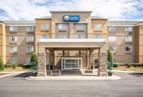 Comfort Inn Suites Kannapolis Concord In Kannapolis