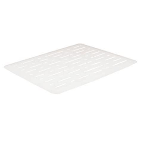 sink mat lowes shop rubbermaid plastic sink mat at lowes com