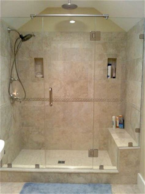 Custom Shower Enclosure Skill Glass Company, Inc.