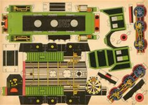 Craftowntoys Railroad Track Toys Papercraft 1000 images about paper craft printables on
