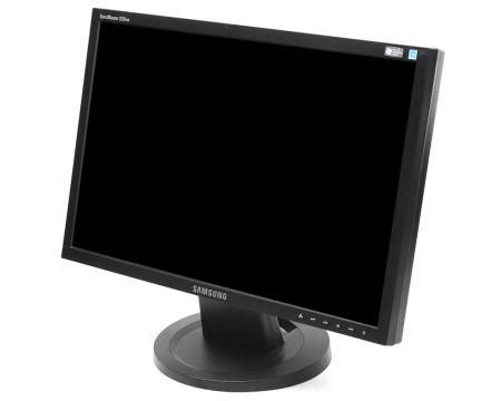 Monitor Samsung Syncmaster B1630 samsung syncmaster 920nw grade a 19 quot widescreen lcd