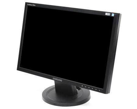 Monitor Samsung Syncmaster B1630 samsung syncmaster 920nw grade a 19 quot widescreen lcd monitor