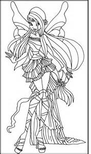 winx club harmonix musa coloring pages kids gtb printable winx club coloring pages kids