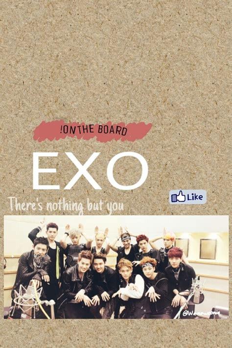 exo wallpaper for android exo phone wallpaper wallpapersafari