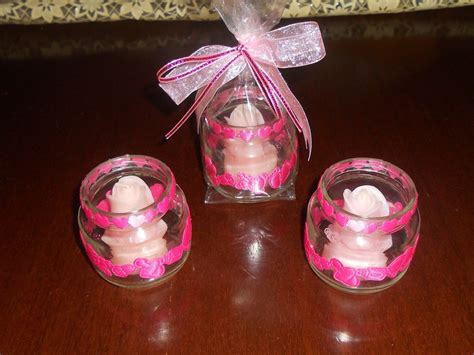 candele bomboniere battesimo bomboniere nascita battesimo barattolini vetro decorati