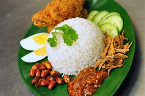 Teh Kotak Di Warung our nasi lemak is so time says americans should eat