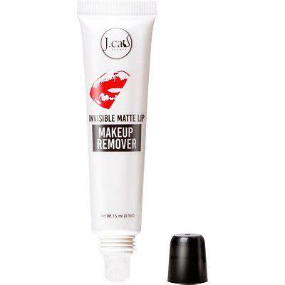 j cat invisible matte lipstick remover la moda chic