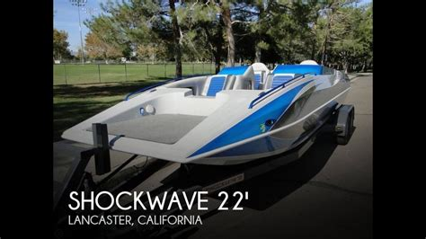 deck boats youtube unavailable used 2009 shockwave 22 deck boat in