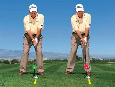 how to swing a hybrid golf club butch harmon hitting it solid with a hybrid golf digest