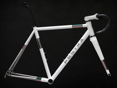 Rantai Dompet Titanium Stainlessteel Exlusive festka production goes all carbon makes stainless ti bikes exclusive limited edition only