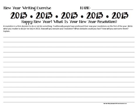 new year writing activities mrs orman s classroom creative writing quot happy new year