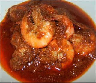 Minyak Kemiri Ns resep masakan indonesia sambal udang
