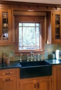 Kitchen Cabinets Craftsman Style Craftsman Kitchen Craftsman Style Kitchens Pinterest
