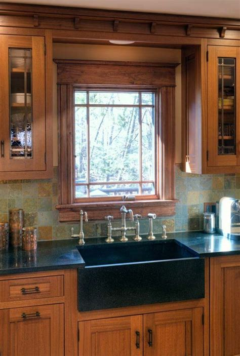 craftsman kitchen cabinets craftsman kitchen craftsman style kitchens pinterest