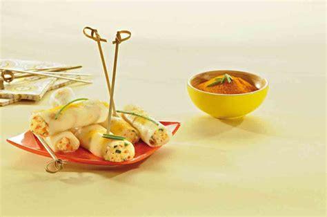 feuille de m駘amine cuisine feuilles de c 233 leri surimi gilles choukroun pour 6