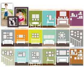 how to hang wall useful ideas and layouts to create a photo gallery wall