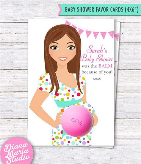 eos templates for baby shower 44 best images about baby shower favors with eos lip balm