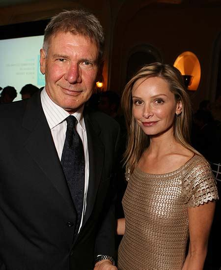 Harrison Ford And Calista Flockhart Are Engaged by Harrison Ford Calista Flockhart Announce Engagement