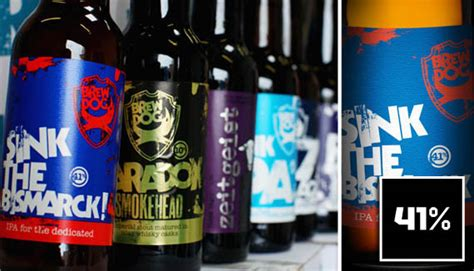 brewdog the bismarck the world s strongest beers dj storm s blog