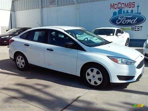 ford car colors 2016 oxford white ford focus s sedan 110839101 gtcarlot