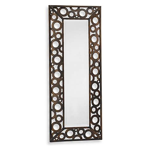 mirror bed bath and beyond buy metal wall art mirror from bed bath beyond