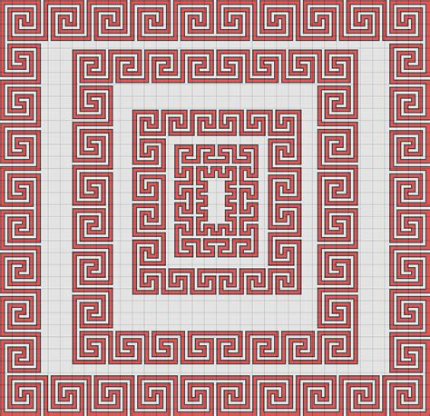 Greek Key Pattern | greek key pattern