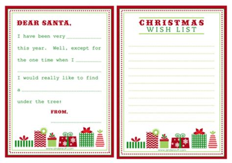 printable secret santa letters secret santa printable wish list new calendar template site