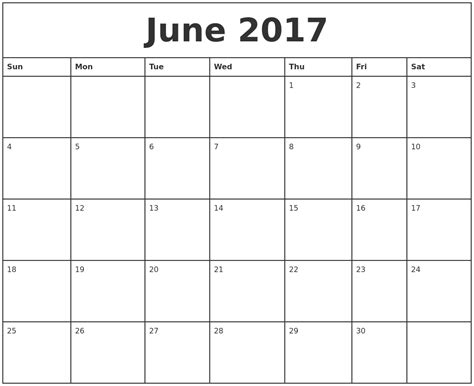 Galerry printable blank google calendar