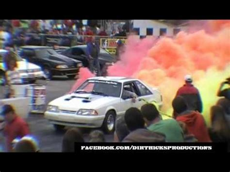 colored burnout tires multi colored smoke burnout ford mustang nmra ford