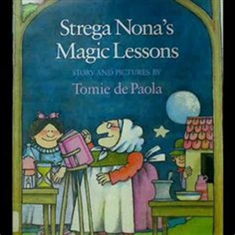 strega nona s magic lessons a strega nona book books the world s catalog of ideas