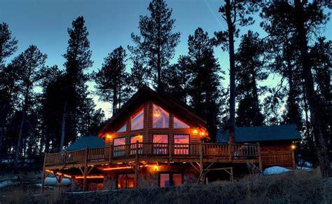 cabin rentals in deadwood sd