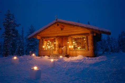 Cabins In Santa by In Harriniva Nordic Experience