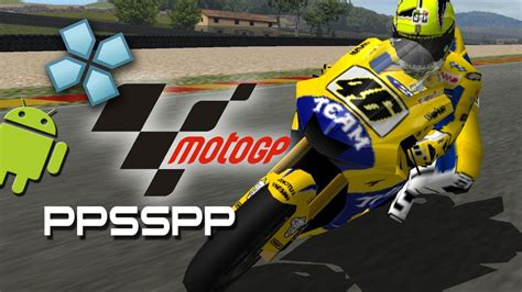 mod game motogp android ppsspp 0 9 7 2 emulator moto gp gameplay psp hd 720p