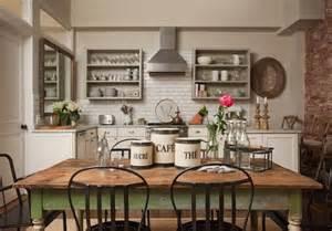 Farmhouse Kitchen Furniture by 8 Farmhouse Kitchen Design Ideas Interioridea Net