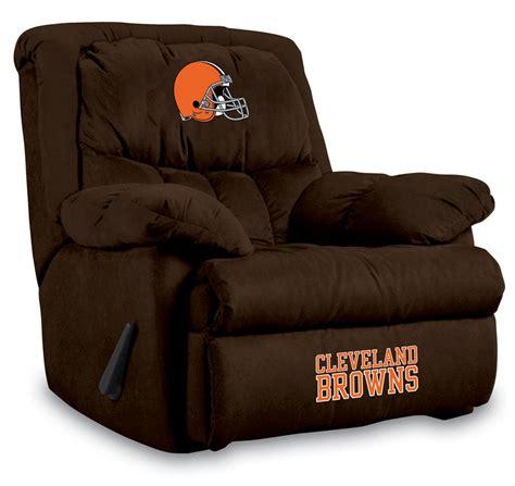 cleveland browns recliner cleveland browns home team recliner