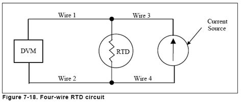 how to measure resistance in 3 wire rtd chapter 7 temperature measurement four wire resistance measurement engineering360