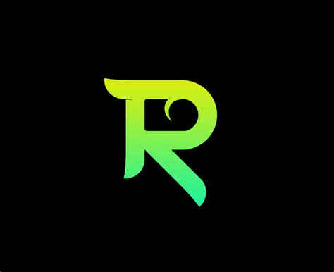 Auto Logo 5 Letters by Logo Design Letter R Logo Auto Design Tech