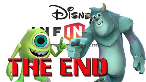 Disney Infinity Ending Disney Infinity Monsters The End