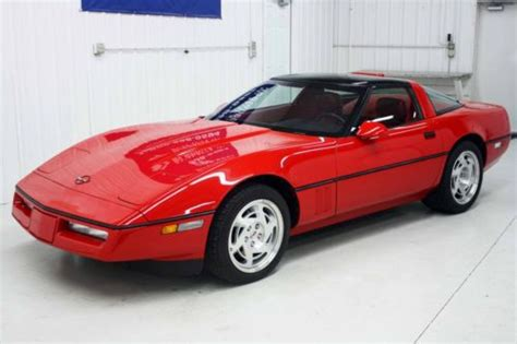 corvette 5k 28 images sell used 1990 chevrolet