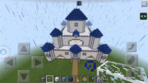 cool house  minecraft pocket edition