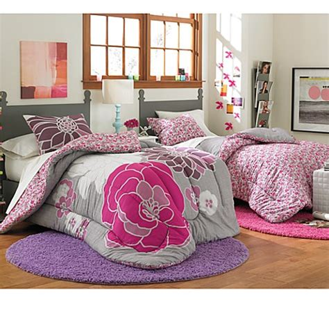 extra long twin comforters buy leah reversible twin twin xl bedding set from bed bath