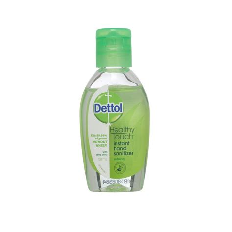 Dettol Sanitizer 50 Ml 8993560027247 buy sanitizer aloe vera 50 ml by dettol priceline