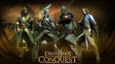 latest games lord of the rings conquest latest games lord of the rings conquest