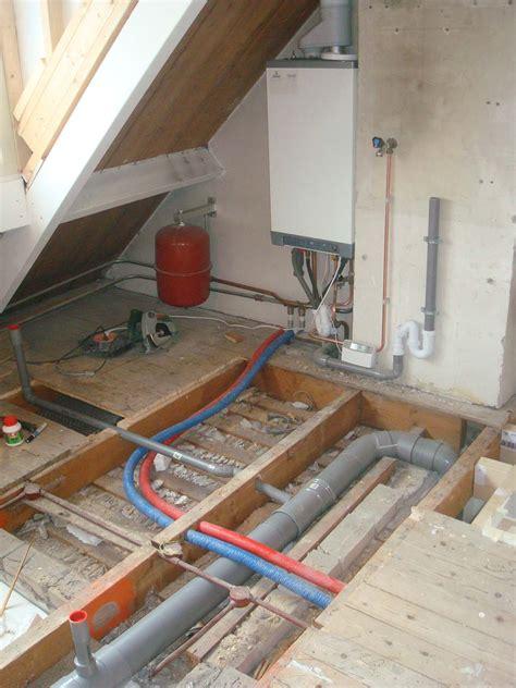 toilet riool eerste verdieping reestraat hilversum zolder 2010