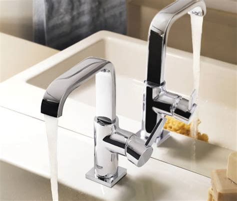 bathroom taps grohe grohe allure bathroom taps for your bathroom
