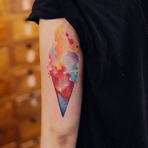 watercolor geometric tattoo 17 best ideas about geometric watercolor on