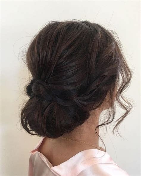 easy hairstyles messy hair 20 quick easy updos for your craziest mornings messy