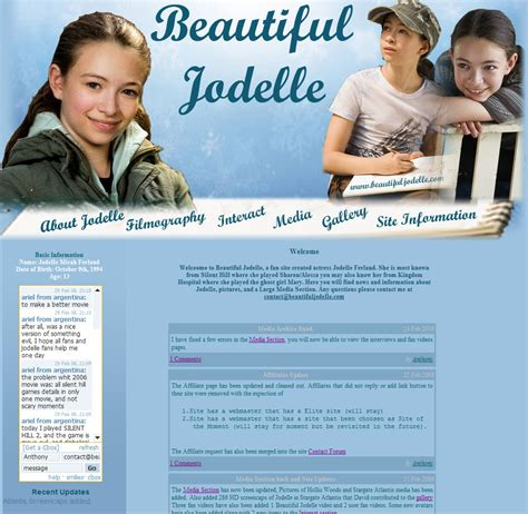 themes in pictures of hollis woods beautiful jodelle your source for jodelle ferland media