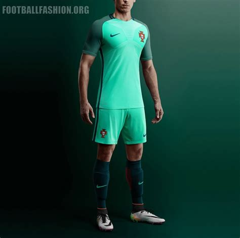 Jersey Portugal 3rd portugal 2016 nike home and away kits football