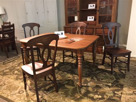 Amish Dining Room Set by Amish Cherry Dining Set Dining Room